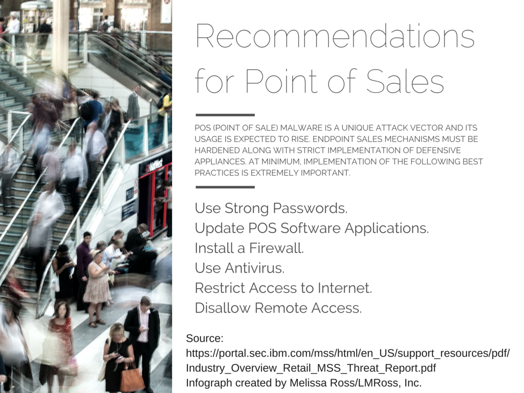 IBM Recommendations for POS